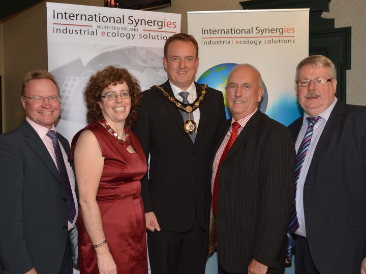 Launch of International Synergies NI Ltd