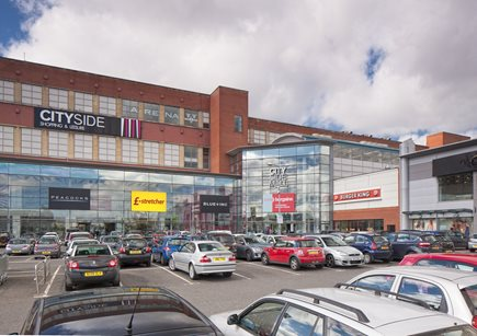 Cityside Retail Park