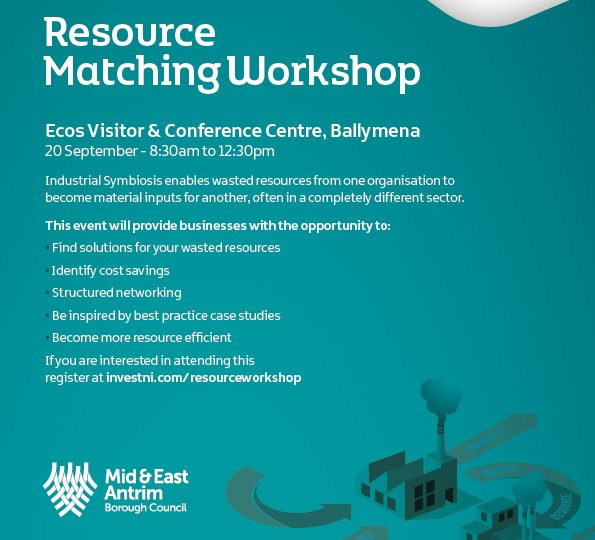 Autumn Resource Matching at The Ecos Centre, Ballymena