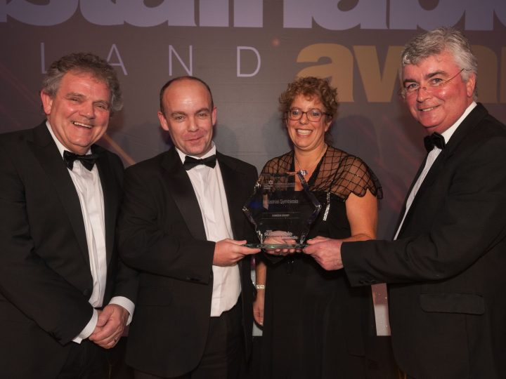 Industrial Symbiosis Award at Sustainable Ireland Awards